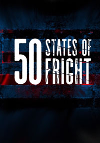 Сериал 50 штатов страха / 50 States Of Fright 2020 (Постер)